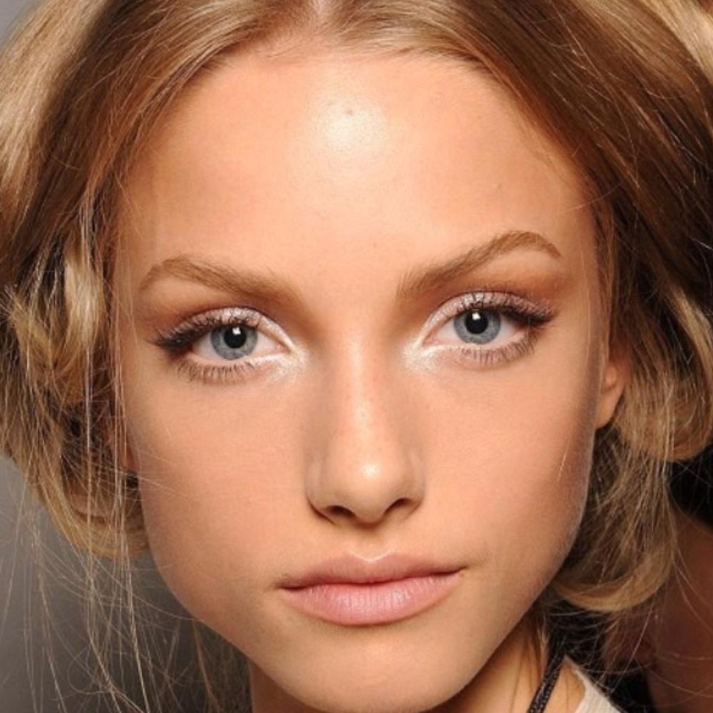 Как сделать чтобы глаза были большими без макияжа